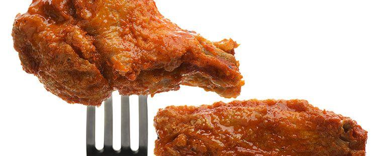 Come cucinare le ali di pollo