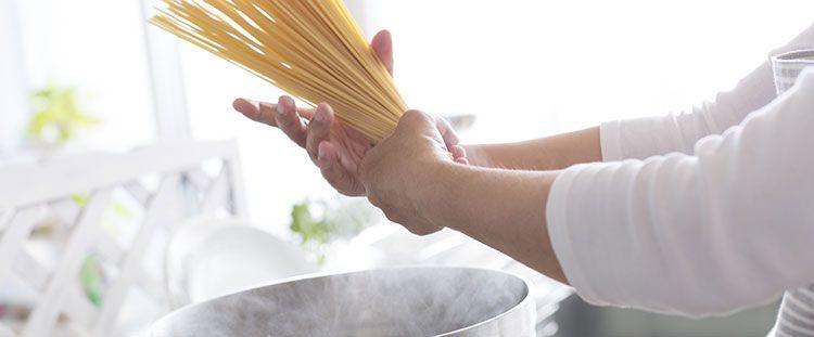 Come cuocere la pasta