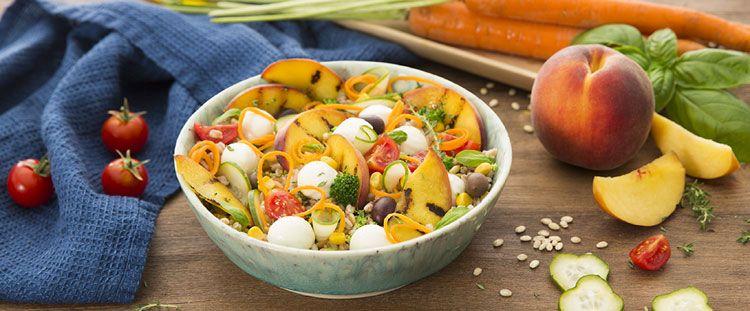 Le 10 migliori ricette per un pranzo estivo
