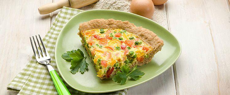 Torte Salate Vegetariane