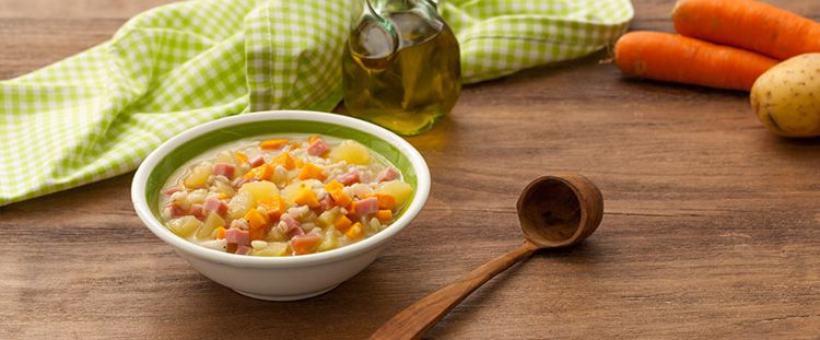 Come si cucina il minestrone