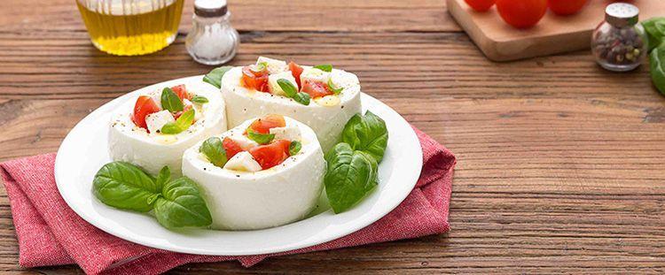 Ricette con Mozzarella Santa Lucia