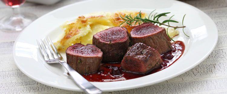 Come cucinare la carne di daino