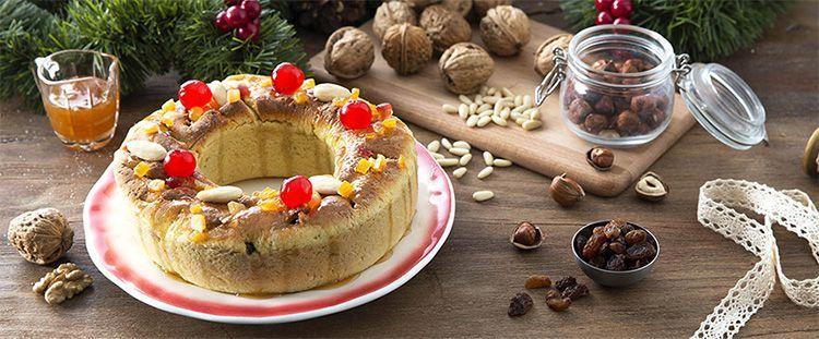 Come fare il dolce dei re magi (Roscón de Reyes)