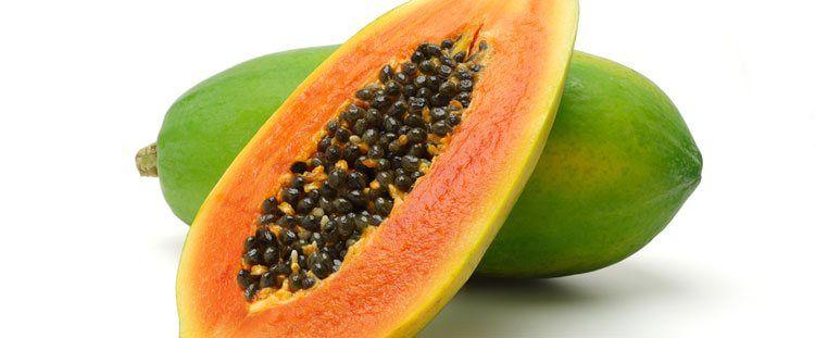 Come si mangia la papaya