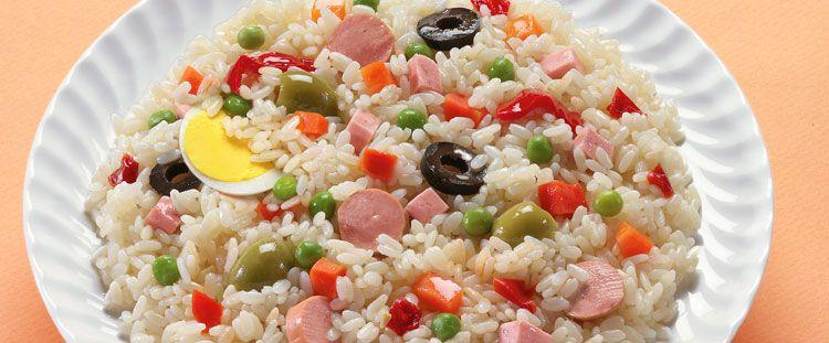 Come si prepara il riso freddo