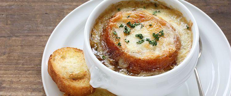 Come fare la zuppa di cipolle