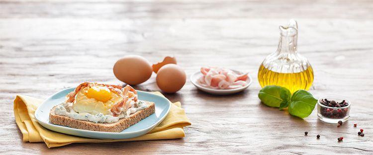 Le 10 migliori ricette con uova