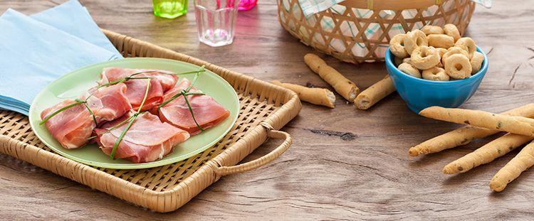 Le 10 migliori ricette con prosciutto crudo