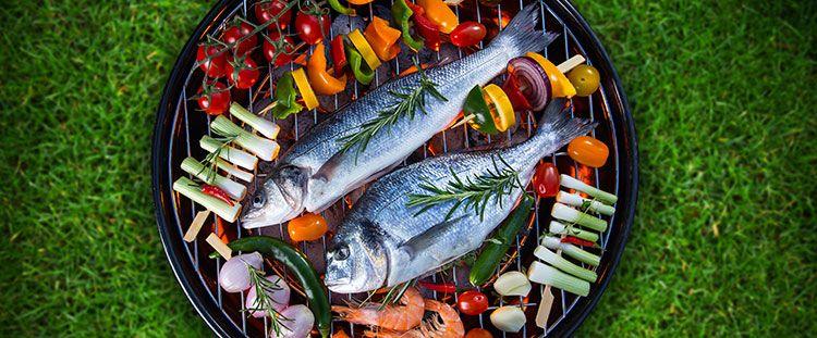 Come fare una buona grigliata di pesce