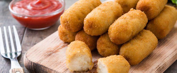 Come fare le crocchette di patate