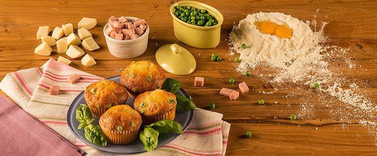 Muffin con Galbanino