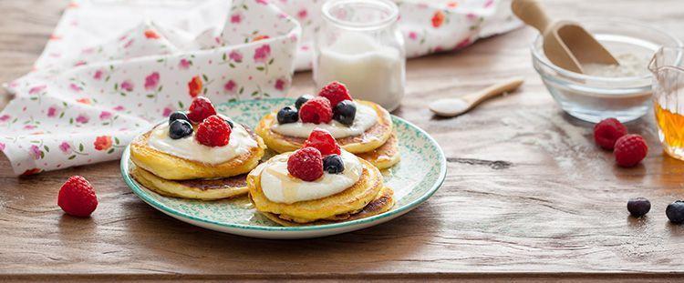 Le 10 migliori ricette di pancake