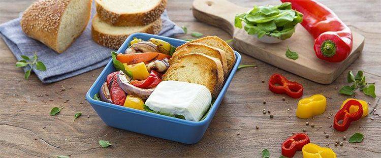 La pausa pranzo: cosa portare in ufficio