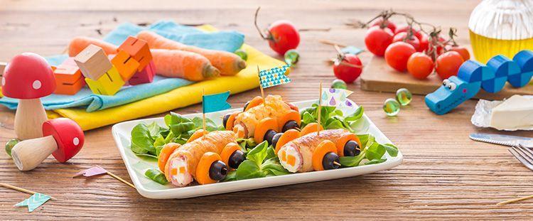 Secondi piatti per bambini