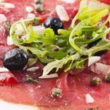 Carne salada come si mangia