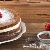Come farcire una torta al cioccolato