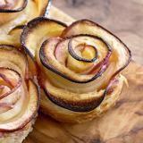 Come fare le rose di mele