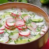 Come cucinare le zuppe fredde