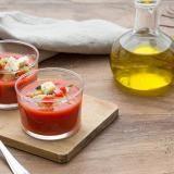 Come preparare il gazpacho