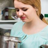 Cucinare senza cattivi odori