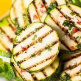 Come condire le zucchine grigliate