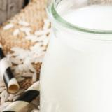Come utilizzare il latte di riso