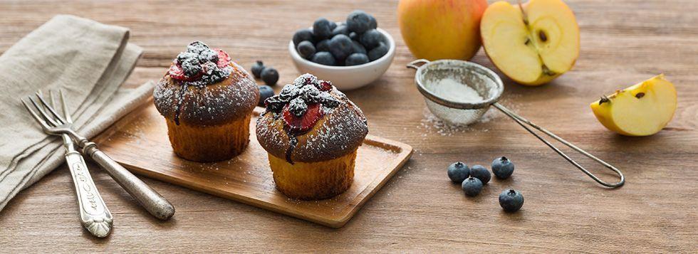 Muffin alla frutta