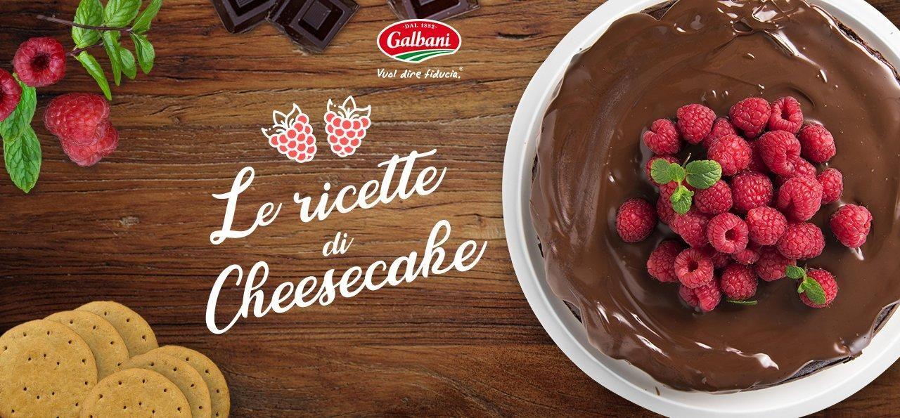 Visual ricette di cheesecake 1