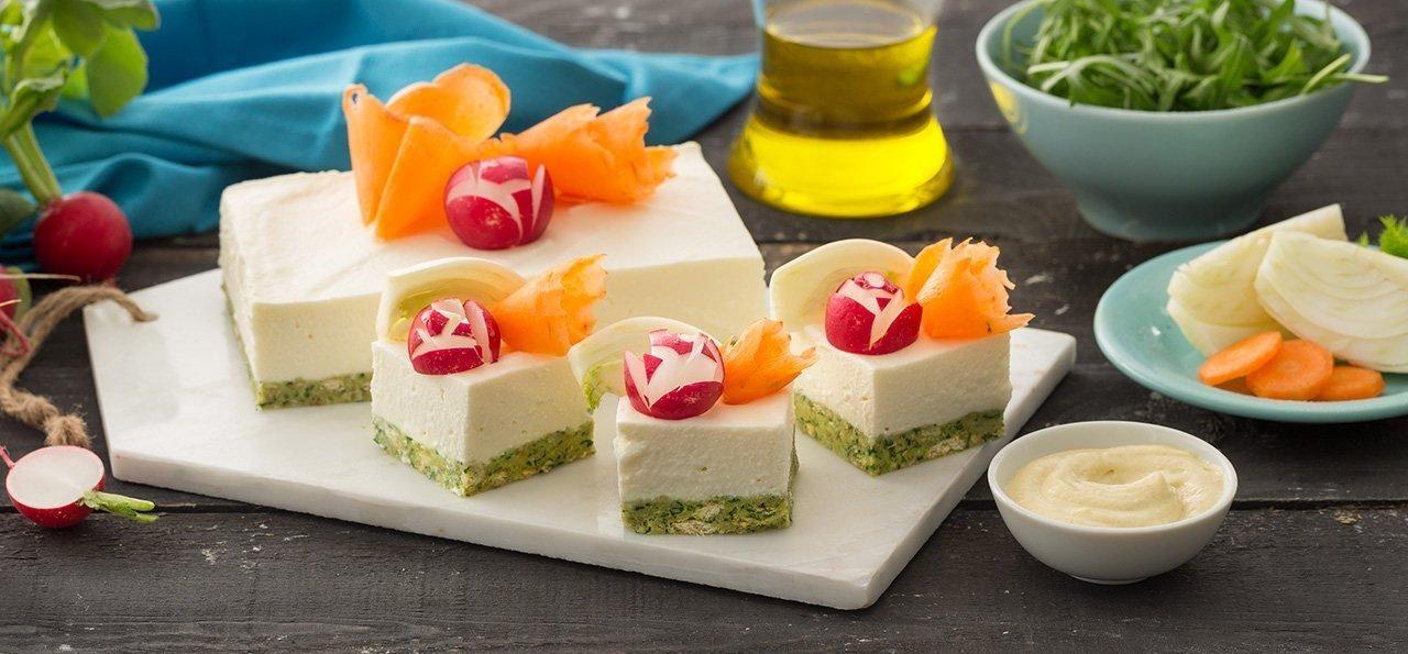 Visual ricette di cheesecake 2