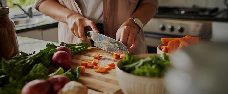 Treccia danese salata