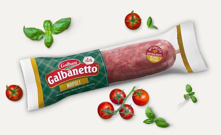 Galbanetto Napoli Flowpack