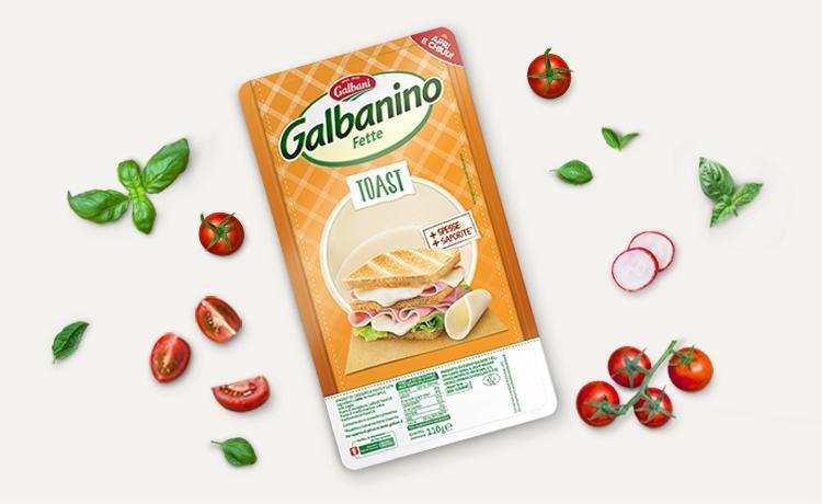 Galbanino Fette Toast