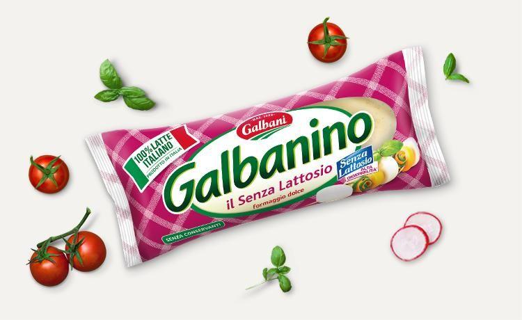 Galbanino Senza lattosio