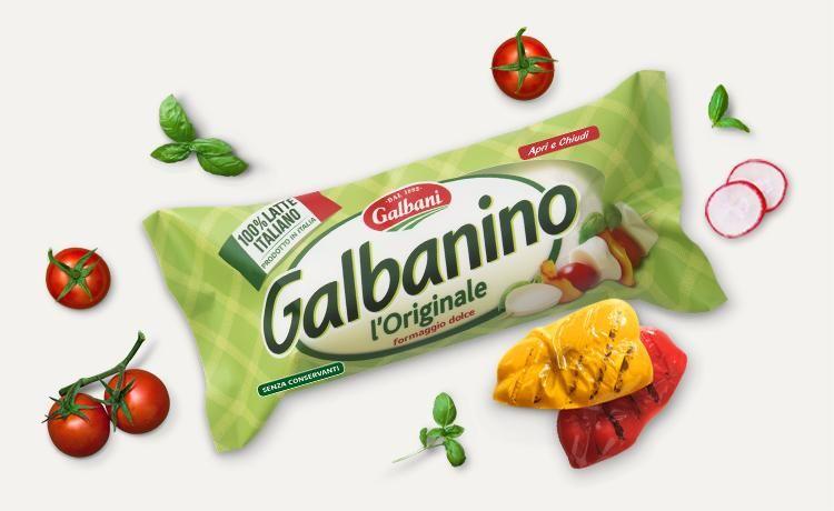 Galbanino l'originale