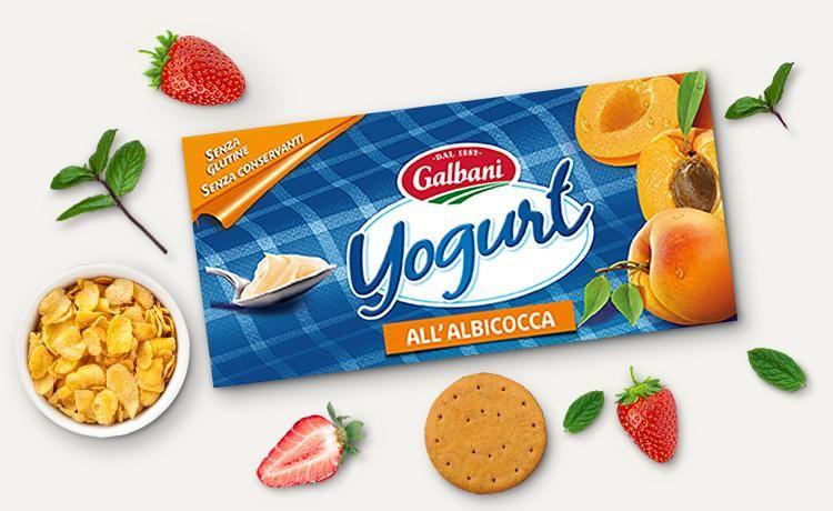 Yogurt all'Albicocca