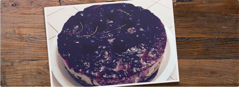 Cheesecake d'estate