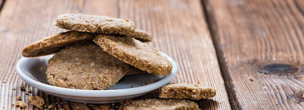 Biscotti ai cereali