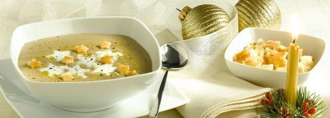 Crema di lenticchie e Galbanino