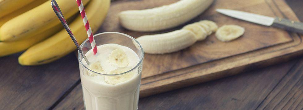 Frappè alla banana