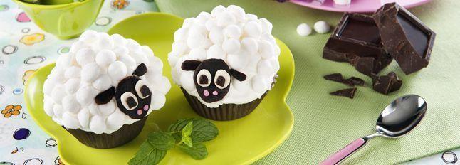 Pecorelle Cupcakes