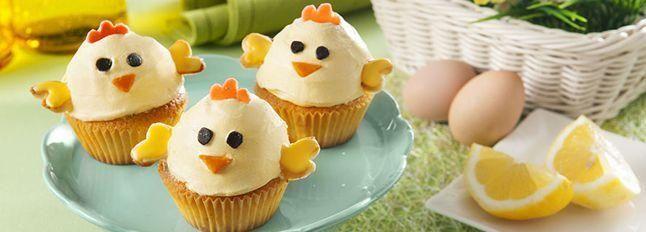 Muffin pulcini