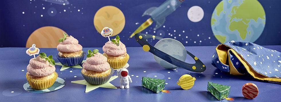 Cupcake Galattici