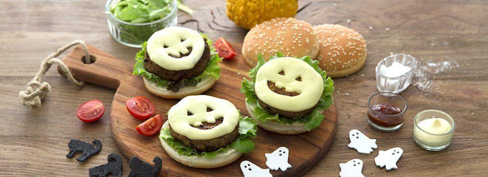 FANTABURGERS FILANTI (burger di manzo con galbanino)