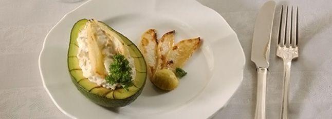 Avocado ripieno