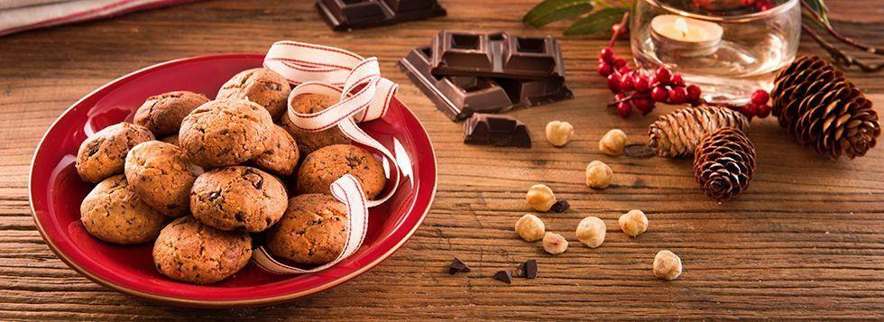 Biscotti mascarpone e nocciole