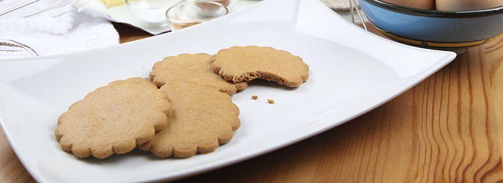 Biscotti al burro e vaniglia