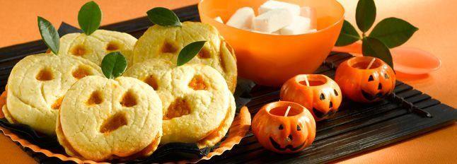 Biscotti di Halloween all'americana
