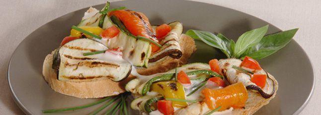 Bruschetta alle verdure