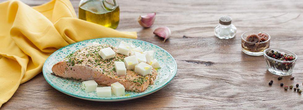 Filetto di trota salmonata